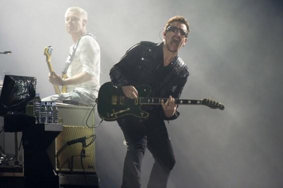 Bono: 'Kan wellicht nooit meer gitaar spelen'