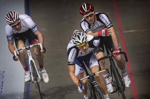 Jasper De Buyst en Kenny De Ketele behouden leiding op derde dag in Rotterdam