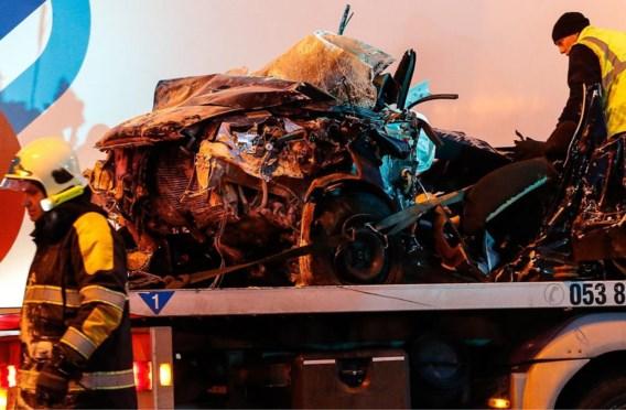 De vrachtwagenchauffeur zat allicht al negen uur achter het stuur.