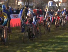 Samenvatting Soudalcross in Leuven