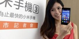 Vraag naar Chinese smartphones explodeert