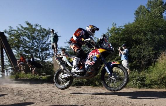 Brit Sam Sunderland (KTM) wint openingsetappe Dakar bij motorrijders