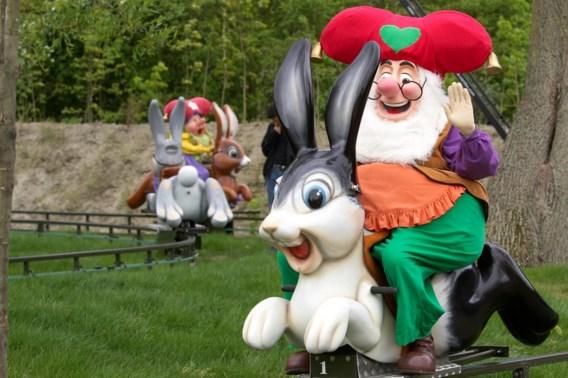 Recordaantal bezoekers voor Plopsa in kerstvakantie