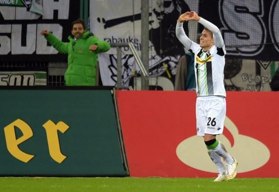 Thorgan Hazard verkozen tot 'aanvaller van de heenronde' bij Gladbach