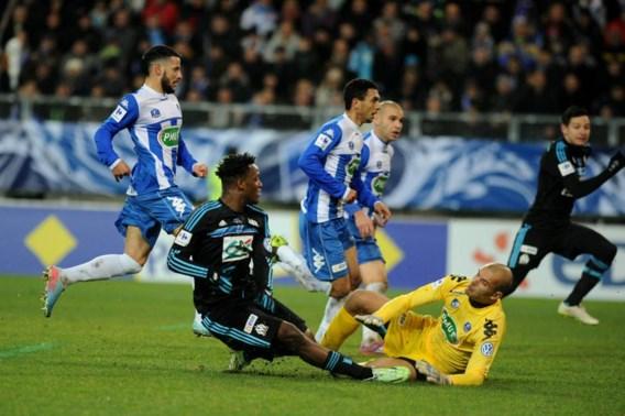 Batshuayi verliest van vierdeklasser na penalties