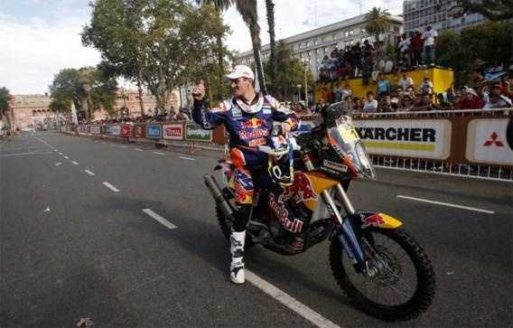 Titelverdediger Marc Coma trapt 37e editie Dakar op gang