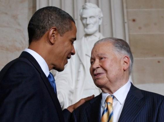 Eerste zwarte Amerikaanse senator overleden
