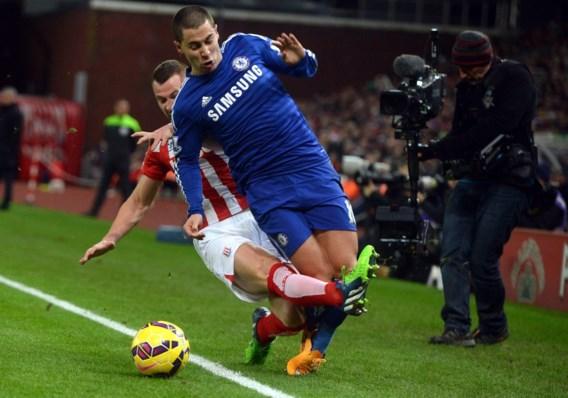 Mourinho: 'Scheenbeschermers van Hazard verdienen rust'