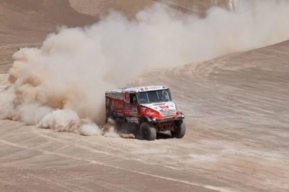 Reacties na eerste dag Dakar