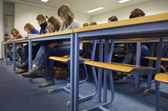Zesdejaars middelbaar mogen vak volgen in hoger onderwijs