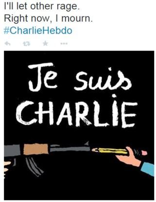 Cartoonisten antwoorden op aanslag