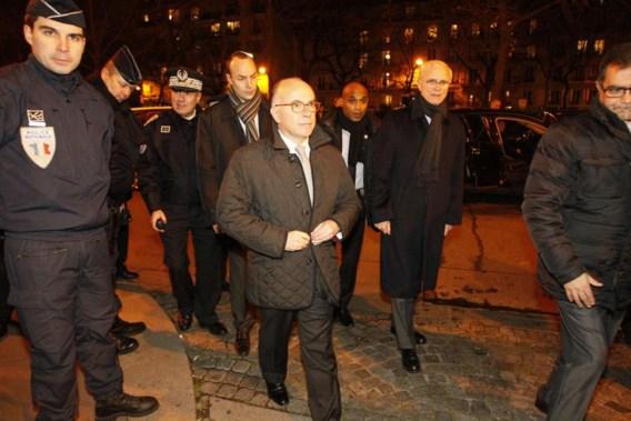 Politie-operatie in Reims