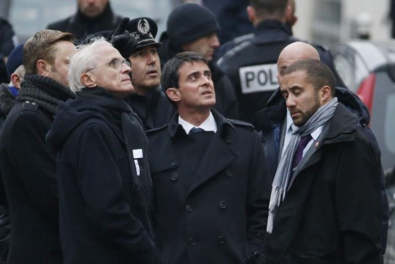REACTIES. 'Frankrijk is in het hart geraakt'