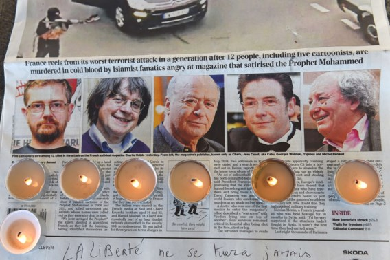 OVERZICHT. Dit zijn de 12 slachtoffers van Charlie-Hebdo