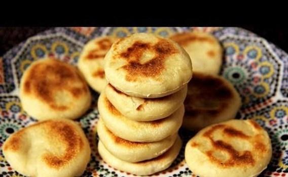 RECEPT. Batbout (brood uit de pan)
