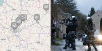 Terreur in Frankrijk | in het spoor van de daders