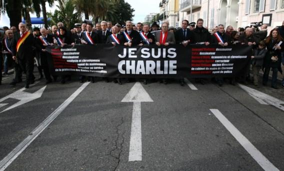 Meer dan 700.000 Fransen kwamen zaterdag op straat