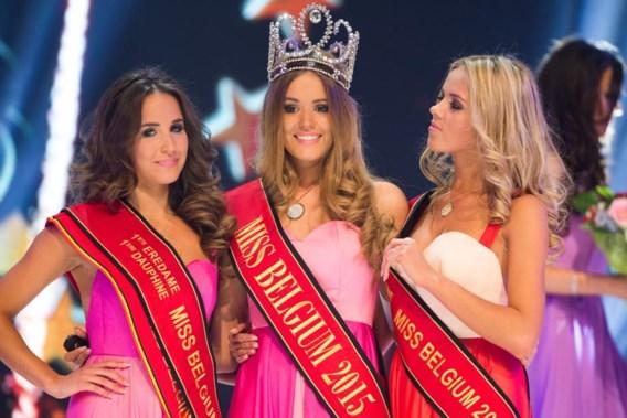 Annelies Törös is Miss België 2015