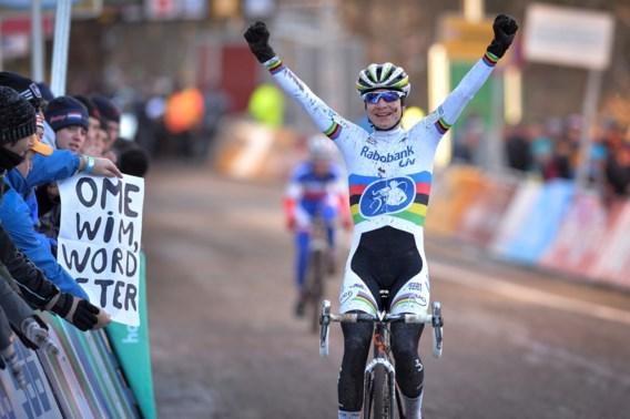 Marianne Vos blijft Nederlands veldritkampioene