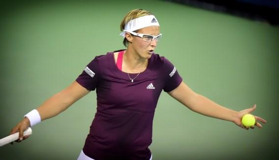 Kirsten Flipkens treft Oekraïnse in eerste ronde Hobart