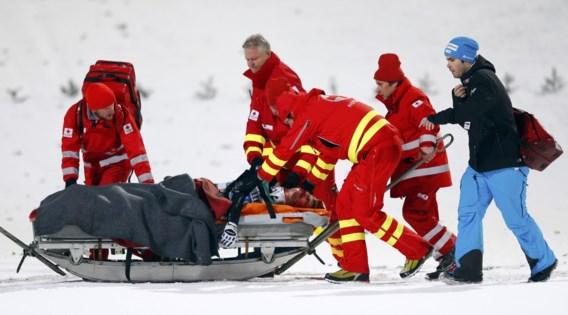 Simon Ammann heeft het ziekenhuis verlaten