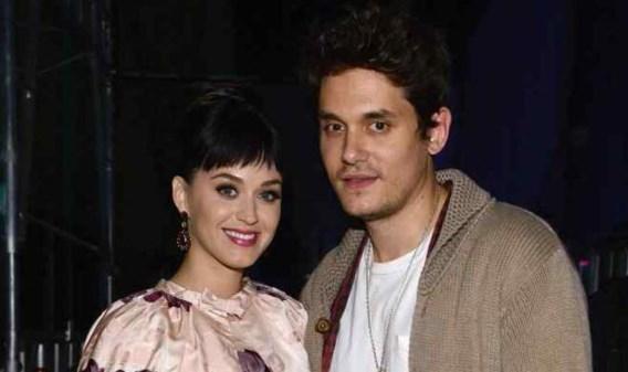 Katy Perry verzoent zich met ex-vriend