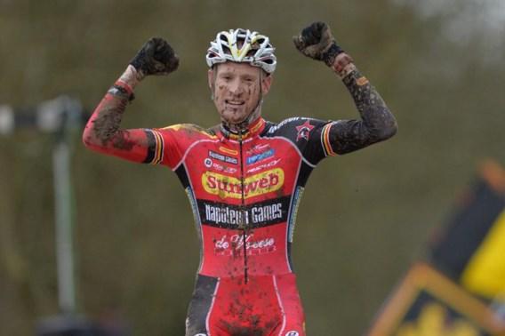 Beresterke Vantornout verrast vriend en vijand op Belgisch kampioenschap