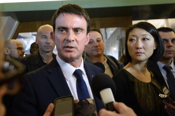 Valls: 'Daders aanslagen hadden zeker medeplichtigen'