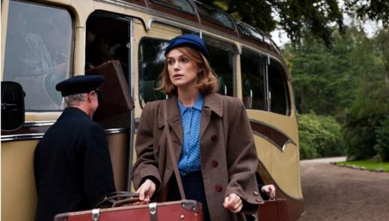 Keira Knightley als Joan Clarke, een wetenschapster die in de Tweede Wereldoorlog mee de nazicode hielp kraken.