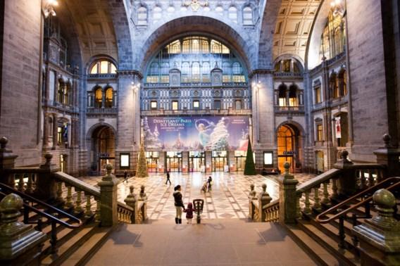 Antwerpen Centraal verkozen tot meest romantische station