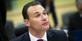 Jean-Charles Luperto terug op de parlementsbanken