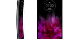 De gebogen G Flex-smartphone van LG krijgt een opvolger