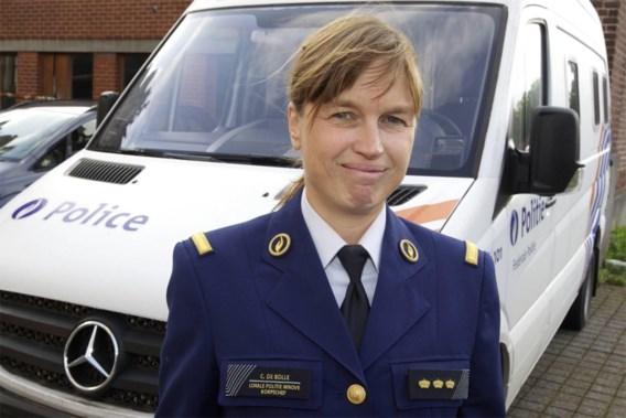 Topvrouw federale politie is overheidsmanager van het jaar
