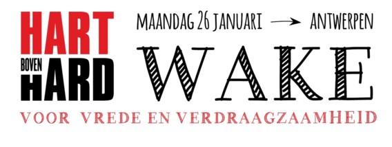 Op 26 januari tegenbetoging in Antwerpen tegen Pegida
