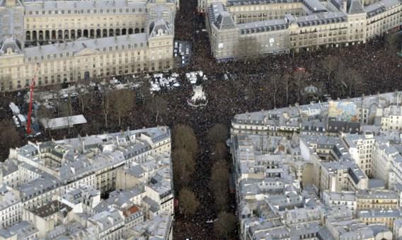 Velen kwamen op straat na de aanslagen op 'Charlie Hebdo', dat betekent niet dat iedereen de waarden van het tijdschrift deelde.