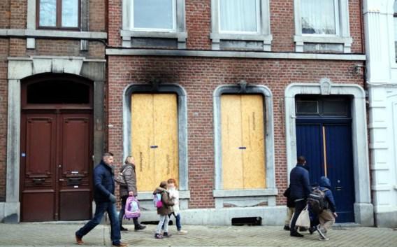 De jihadi's gebruikten het appartementje in Verviers als safehouse.