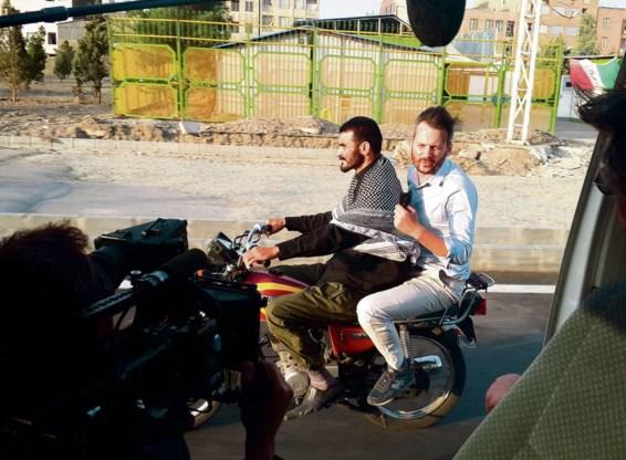 Thomas Erdbrink: onze man in Teheran.