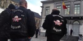 Outlaws wachten Hells Angels op bij rechtbank Tongeren