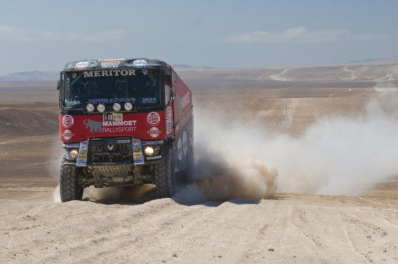 Peter Willemsen: 'Dakar in Zuid-Amerika is over hoogtepunt heen'