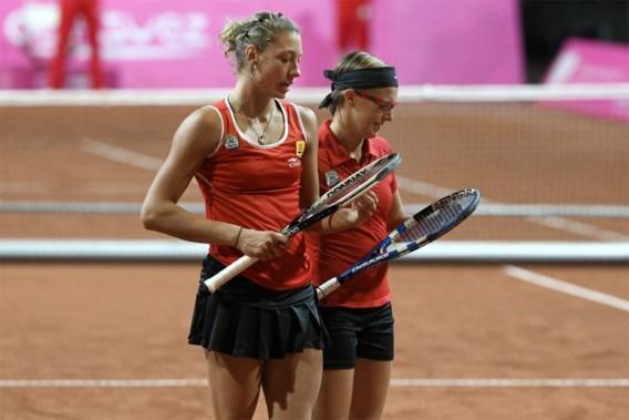Flipkens en Wickmayer zakken op WTA-ranking