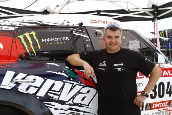Dakar 2015: Teammanager Fortin maakt positieve balans op voor Overdrive