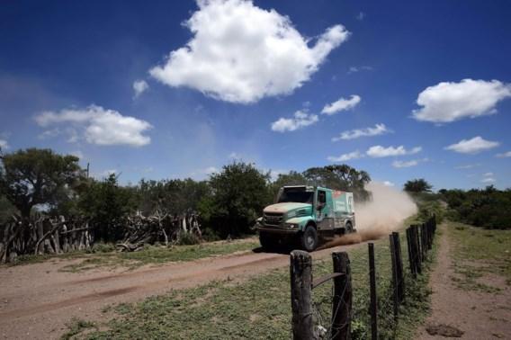 Jurgen Damen: 'Op één rit na goede Dakar gehad'