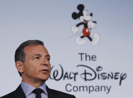 Disney beloont topman rijkelijk