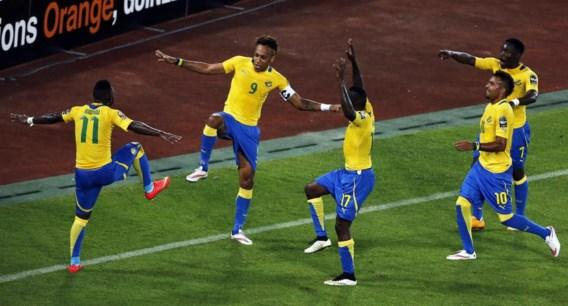 Africa Cup 2015: Gabon verslaat het Burkina Faso van Paul Put