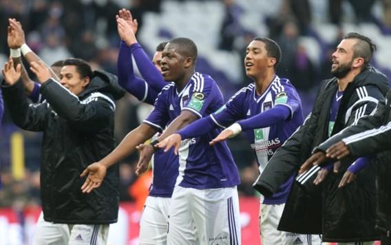 Jongeren doen het voor Anderlecht tegen zwak Lierse