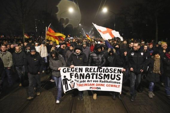 Pegida zegt manifestatie in Dresden af door terreurdreiging