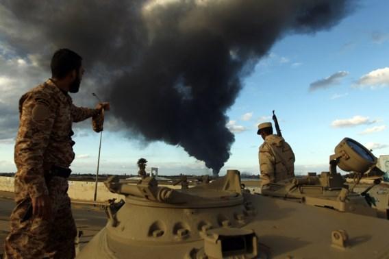 Libisch leger kondigt staakt-het-vuren aan