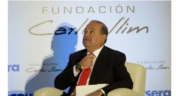 De Mexicaanse ondernemer Carlos Slim staat steevast in de lijst  van rijkste aardbewoners.