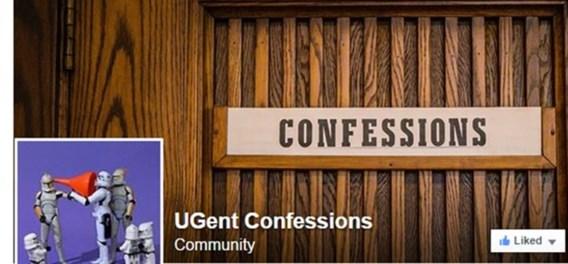 UGent Confessions: 'Te veel verhalen over fuckbuddies, tinder en masturberen'