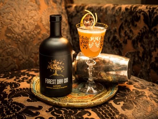 Forest Dry Gin, een nieuwe en uitzonderlijke Belgische gin